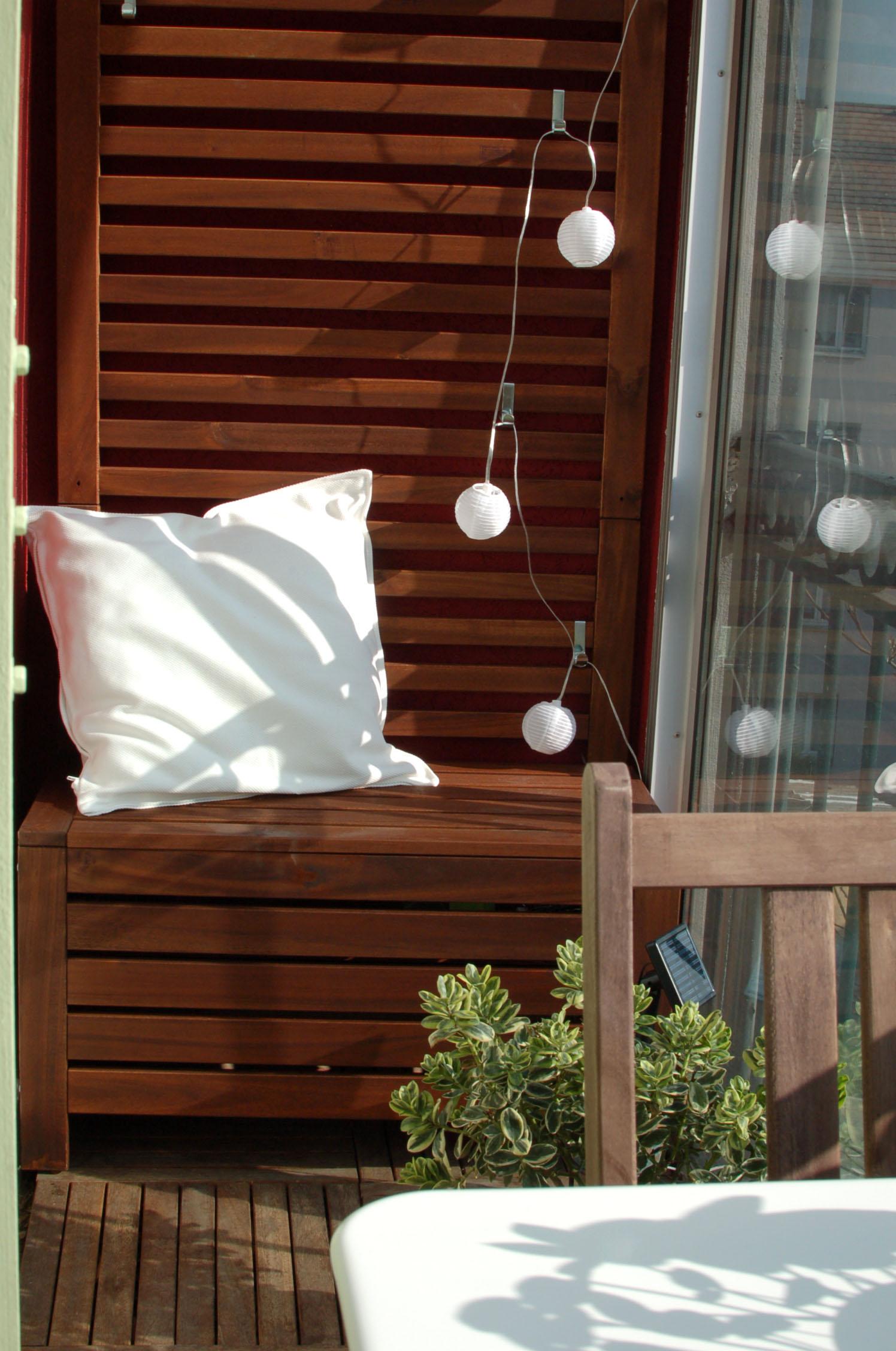 balcon loggia objet d co. Black Bedroom Furniture Sets. Home Design Ideas