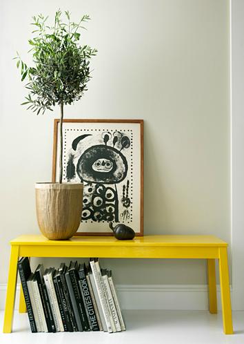 jaune objet d co. Black Bedroom Furniture Sets. Home Design Ideas
