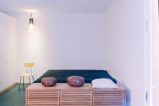 am nagement studio objet d co. Black Bedroom Furniture Sets. Home Design Ideas