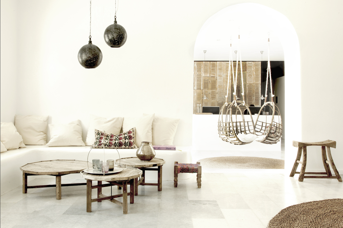 Boho Style In The Interior Luxury Un Esprit Boh Me Chic Pour Un H Tel Style Maison De Vacances